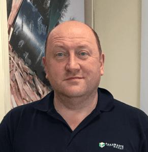 David Hamer - CEO