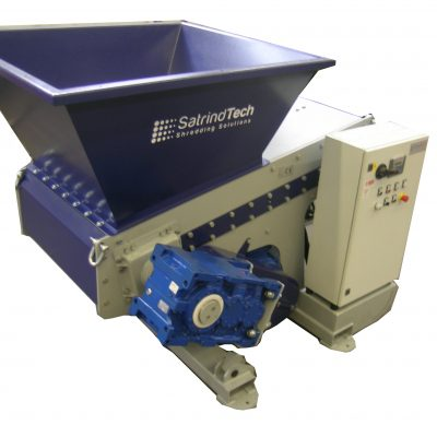 Single Shaft Shredder for Sale
