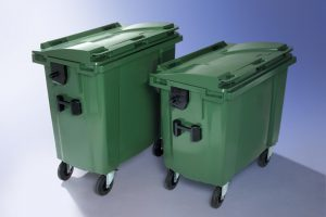 Wheeled Bins - Handling Equipment