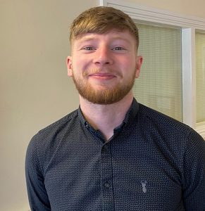 Jordan Haworth – Service Admin