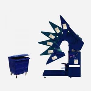 Wheelie Bin Compactor - LF1100-Single-Phase