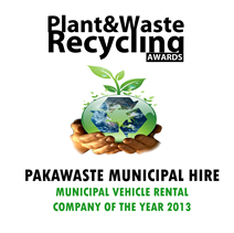 Plant & Waste Recycling Awards