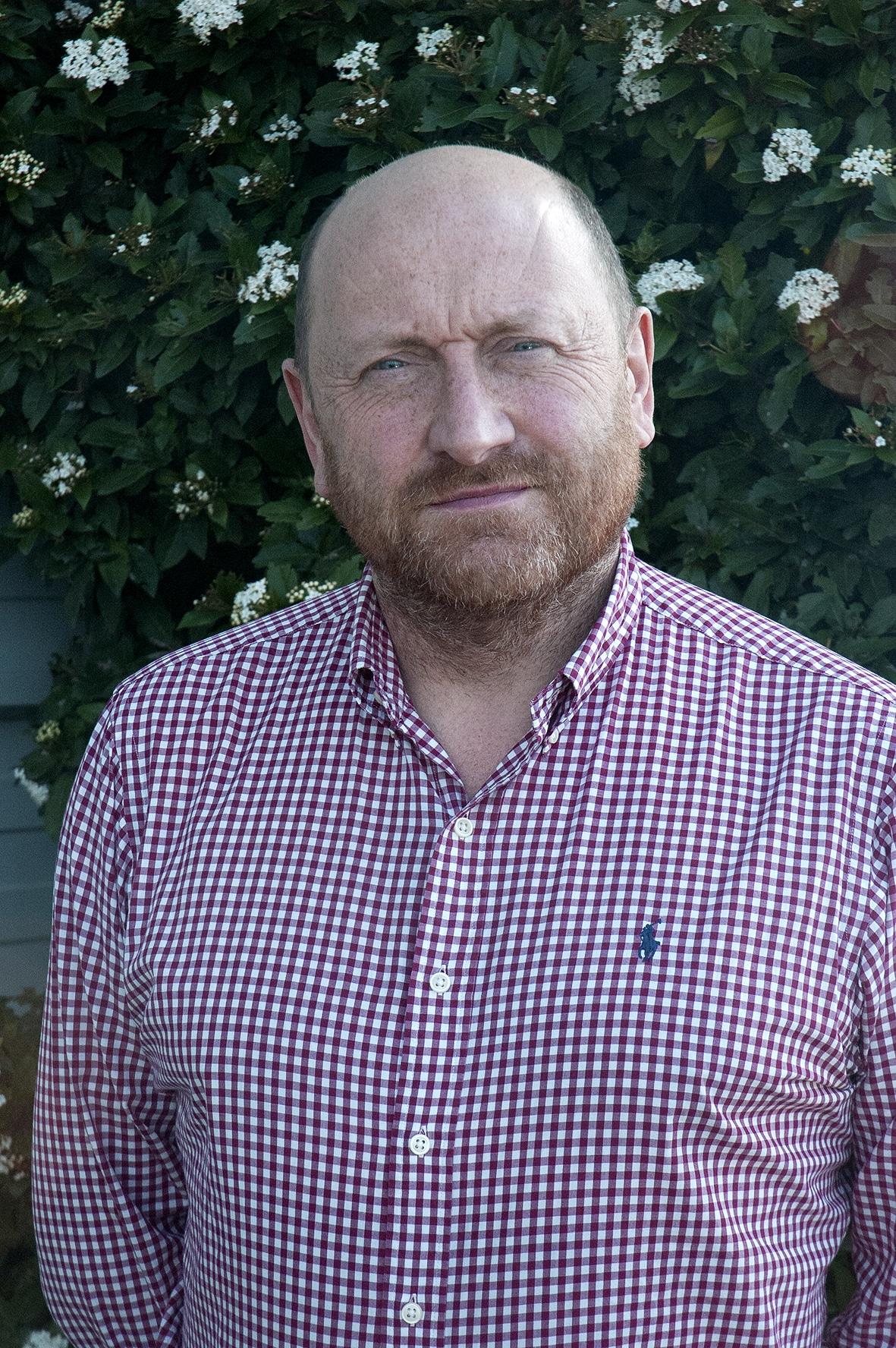 CEO David Hamer