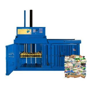 Pet Baler - Plastic Bottle Bailing Machine