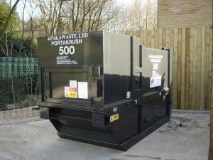 Portakrush 500 Portable Compactor