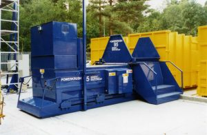 Powerkrsuh 95 Static Waste Compactor