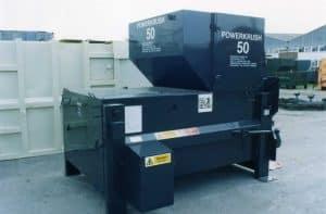 Powerkrush 50 Static Waste Compactor