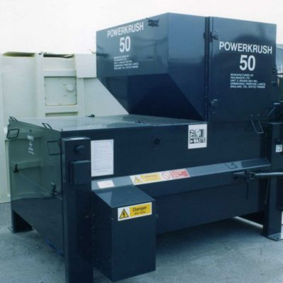 Powerkrush 50 Static Waste Compactor
