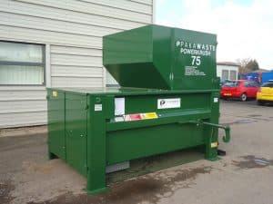 Powerkrush 75 Static Waste Compactor