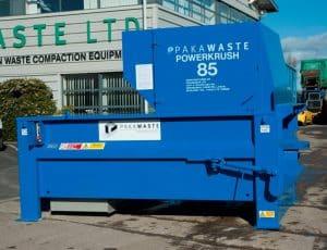 Powerkrush 85 Static Waste Compactor