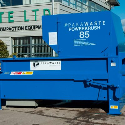 Powerkrush 85 Static Waste Compactor