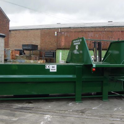 Powerkrush 90 Static Waste Compactor