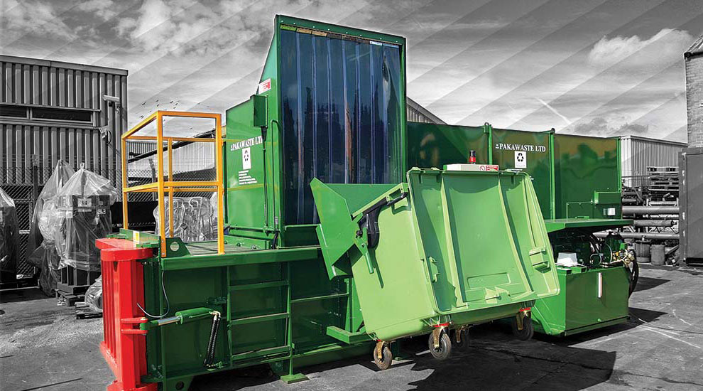 Waste Handling Equipment & Management Services