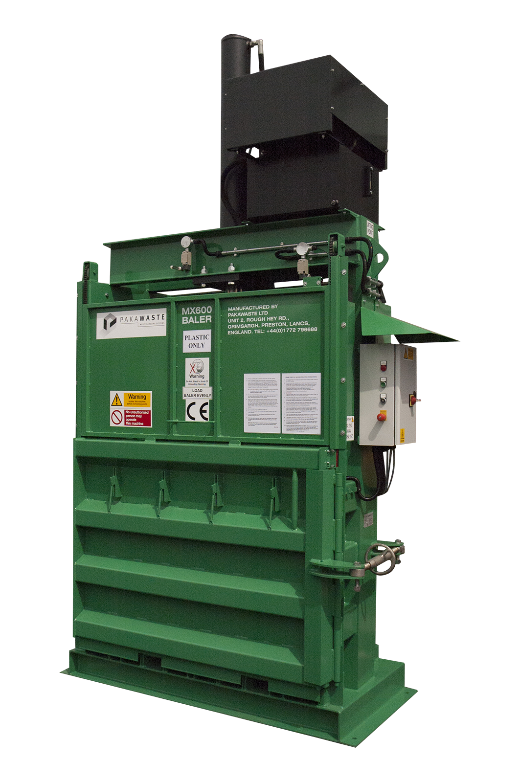 The benefits of Balers