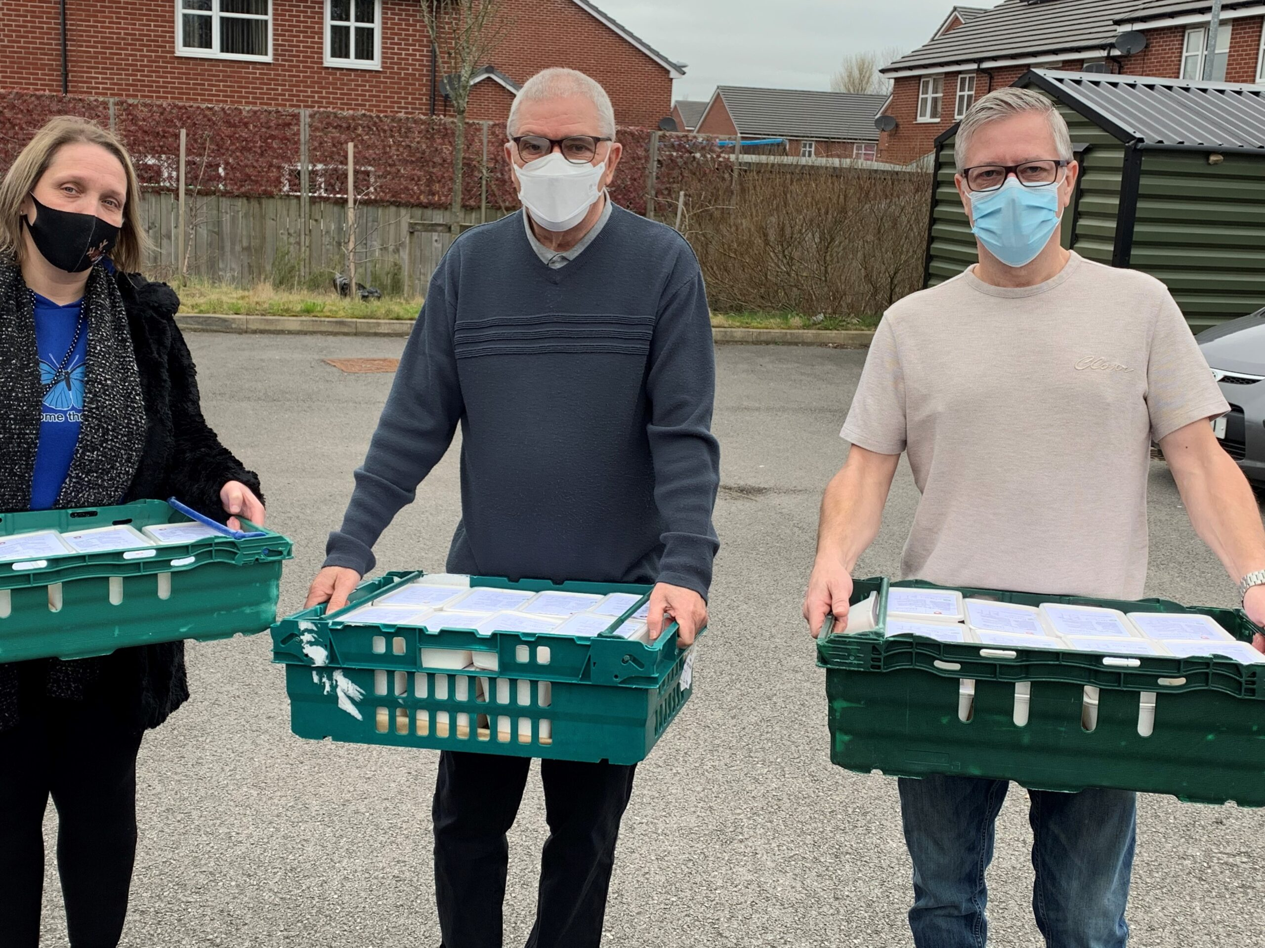Thomas Frank deliveries for Royton
