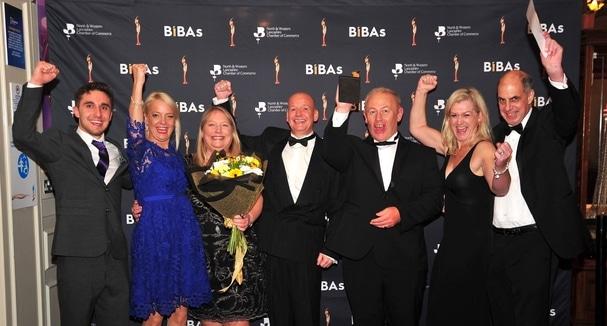 Pakawaste winning BIBA's 2018