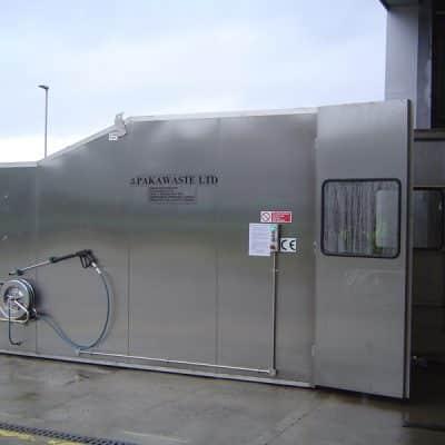 Bin Washer - Bin Equipment