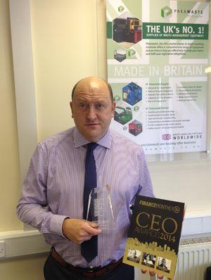 David Hamer CEO