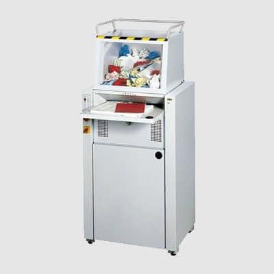 Hopper Fed / 3 phase shredder - Ideal 4605 High Capacity