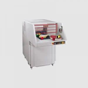 Hopper Fed / 3 phase shredder - Ideal 5009 High Capacity