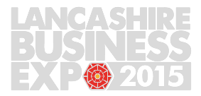 The Lancashire Business Expo logo.