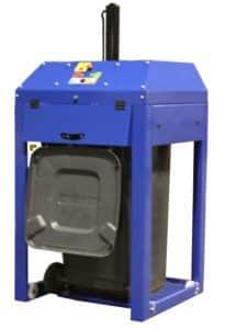 LF240 Wheelie Bin Compactor