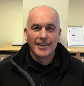 Peter Bilsborrow - Service Manager