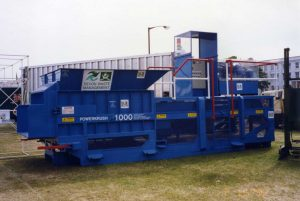Powerkrush 1000 Transfer Station