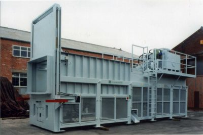 Powerkrush 2000 Waste Transfer Station