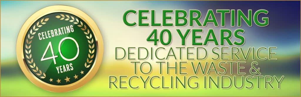 Pakawaste Celebrate 40th Anniversary