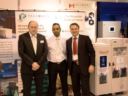 Pakawaste Team at RWM08